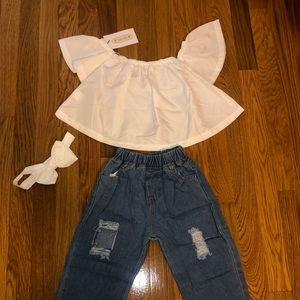 Other - 3 piece little girl set